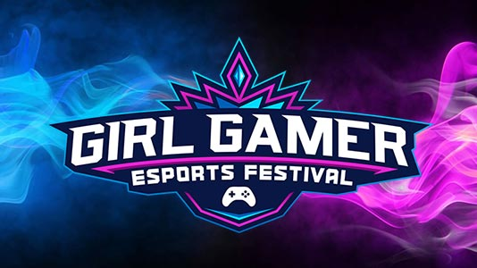Girl Gamer eSports Festival Premieres Jul 22 10:00AM   Only on Super Channel