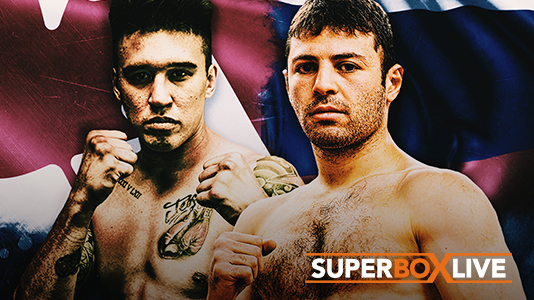 Boxing: Ananyan vs. Claggett Premieres Jul 28 9:00PM   Only on Super Channel