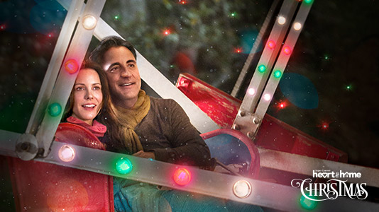 Christmas in Conway Premieres Dec 04 8:00PM | Only on Super Channel