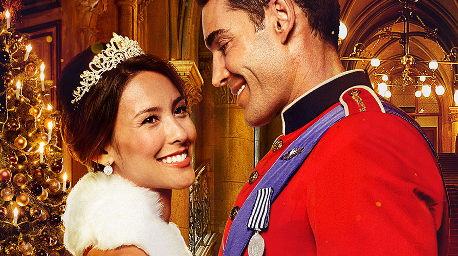 Christmas With a Prince Premieres Dec 09 8:00PM | Only on Super Channel