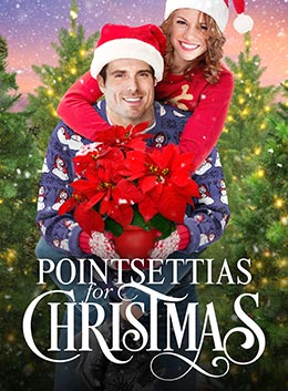 Image result for poinsettias for christmas movie