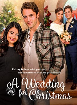 A Wedding for Christmas Premieres Dec 01 8:00PM | Only on Super Channel
