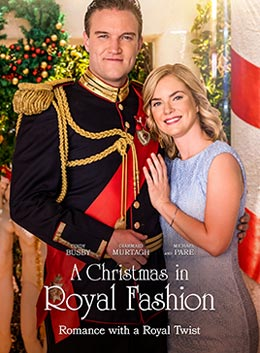 A Christmas in Royal Fashion Premieres Nov 30 8:00PM | Only on Super Channel