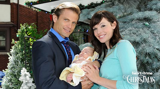 Baby's First Christmas Premieres Dec 11 8:05PM | Only on Super Channel