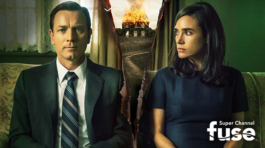 American Pastoral Premieres Jan 05 9:00PM | Only on Super Channel