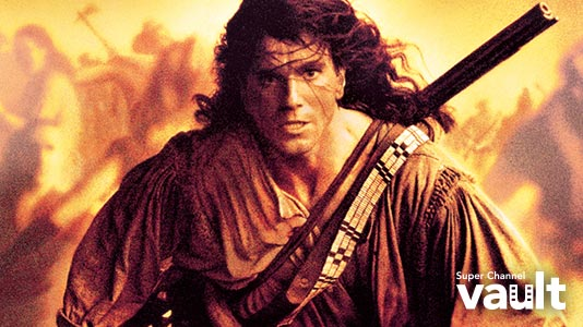 The Last of the Mohicans Premieres Jan 20 8:00PM | Only on Super Channel