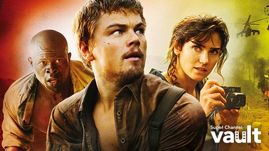 Blood Diamond Premieres Jan 05 8:00PM | Only on Super Channel