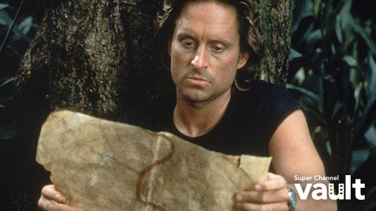 Romancing the Stone Premieres Jan 11 8:00PM | Only on Super Channel