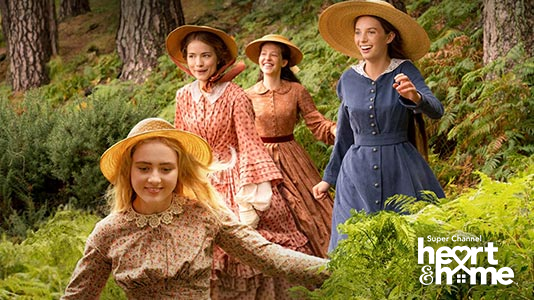 Little Women Ep 01 Premieres Jan 27 8:00PM | Only on Super Channel