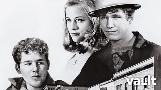 The Last Picture Show Premieres Feb 15 8:00PM | Only on Super Channel