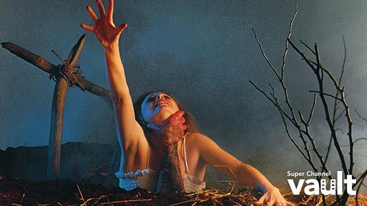The Evil Dead Premieres Feb 05 8:00PM | Only on Super Channel
