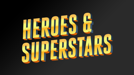 Heroes & Superstars Ep 02 Premieres Feb 15 8:00PM | Only on Super Channel