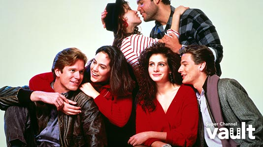 Mystic Pizza Premieres Mar 23 8:00PM   Only on Super Channel