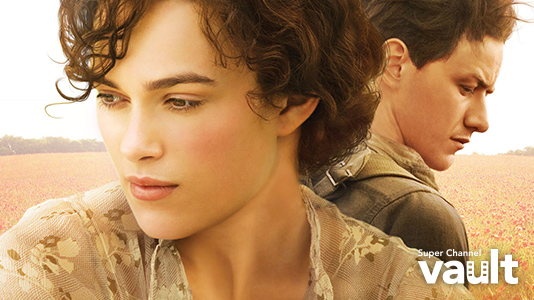 Atonement Premieres Feb 03 8:00PM   Only on Super Channel