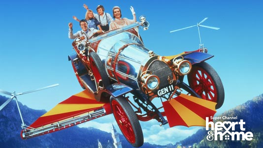 Chitty Chitty Bang Bang Premieres Mar 03 3:00PM | Only on Super Channel