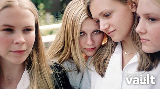 The Virgin Suicides Premieres Apr 13 8:00PM   Only on Super Channel
