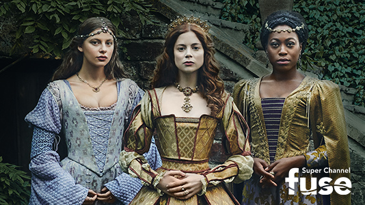 The Spanish Princess Ep 03 Premieres May 19 10:00PM | Only on Super Channel