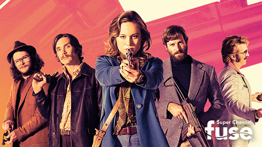 Free Fire Premieres May 11 9:00PM | Only on Super Channel