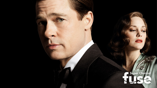 Allied Premieres May 18 9:00PM | Only on Super Channel