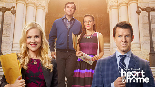 Signed, Sealed, Delivered: Higher Ground Premieres May 24 7:30PM | Only on Super Channel
