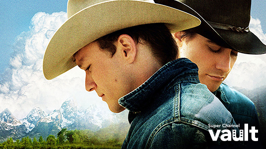 Brokeback Mountain Premieres Jun 02 8:00PM | Only on Super Channel