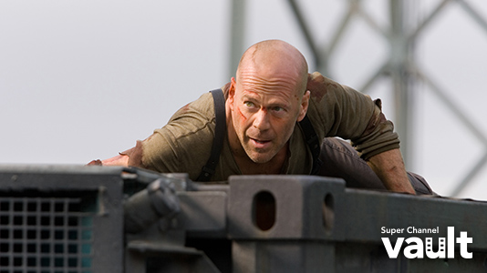 Live Free or Die Hard Premieres May 24 8:00PM | Only on Super Channel