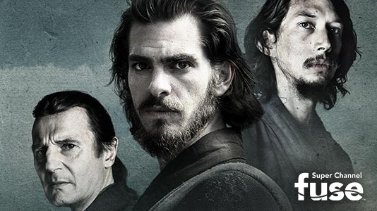 Silence Premieres Jun 01 8:00PM | Only on Super Channel