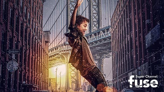Breaking Brooklyn Premieres Jun 14 8:05PM | Only on Super Channel