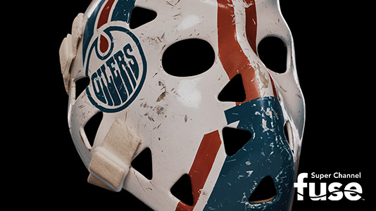 Making Coco: The Grant Fuhr Story Premieres Jun 13 11:00PM | Only on Super Channel
