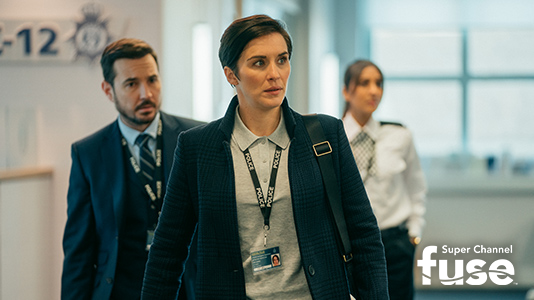 Line of Duty S5 Ep 01 Premieres Jul 15 9:00PM | Only on Super Channel