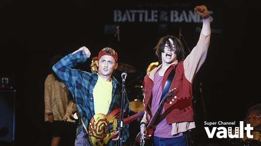 Bill and Ted's Bogus Journey Premieres Jul 12 8:00PM | Only on Super Channel