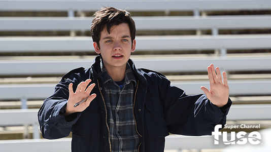 Time Freak Premieres Jul 13 9:00PM | Only on Super Channel