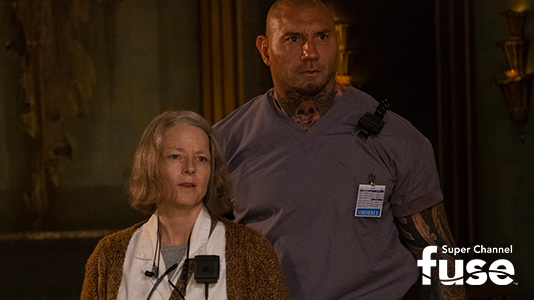 Hotel Artemis Premieres Jul 20 9:00PM | Only on Super Channel