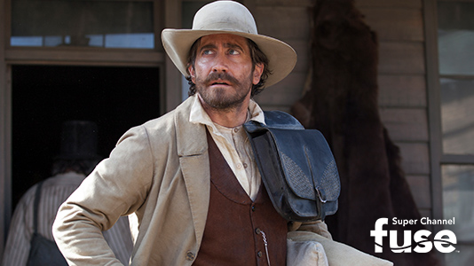 The Sisters Brothers Premieres Jul 06 9:00PM | Only on Super Channel