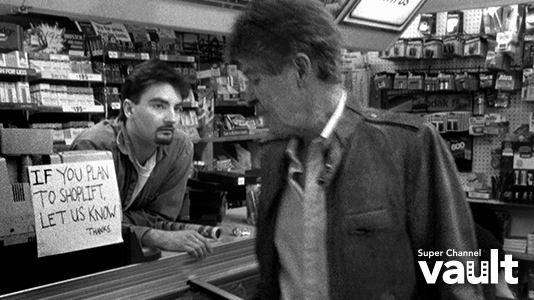 Clerks Premieres Jul 06 8:00PM | Only on Super Channel
