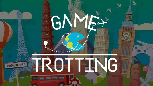Game Trotting Ep 01 Premieres Jul 01 4:00PM | Only on Super Channel
