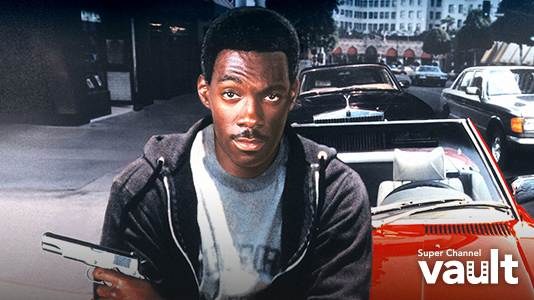 Beverly Hills Cop Premieres Aug 16 8:00PM | Only on Super Channel