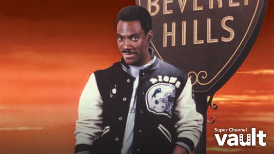 Beverly Hills Cop II Premieres Aug 17 8:00PM | Only on Super Channel