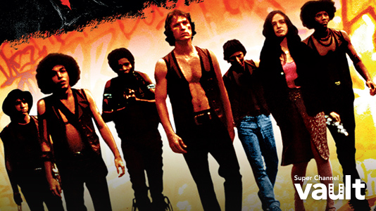 The Warriors Premieres Aug 23 8:00PM | Only on Super Channel