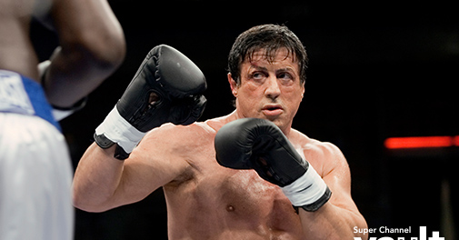 Rocky Balboa Premieres Sep 15 8:05PM | Only on Super Channel