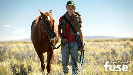 Lean on Pete Premieres Sep 28 9:00PM | Only on Super Channel