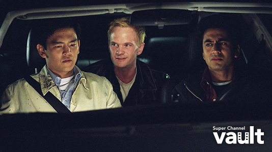 Harold and Kumar Go to White Castle Premieres Sep 21 9:00PM | Only on Super Channel
