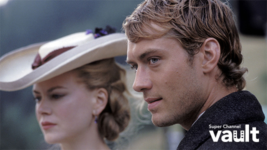 Cold Mountain Premieres Sep 28 8:00PM | Only on Super Channel