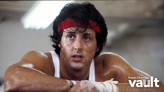 Rocky II Premieres Sep 07 8:00PM | Only on Super Channel