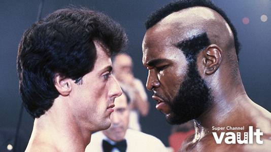 Rocky III Premieres Sep 08 8:00PM | Only on Super Channel