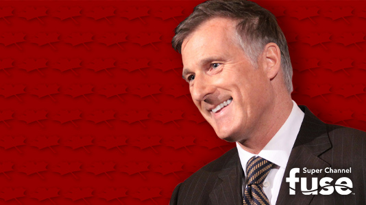 A Conversation with... Maxime Bernier Premieres Sep 09 8:30PM | Only on Super Channel