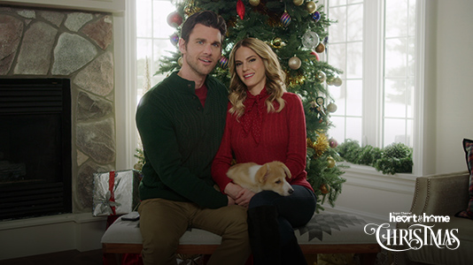 A Very Corgi Christmas Premieres Nov 02 8:00PM | Only on Super Channel