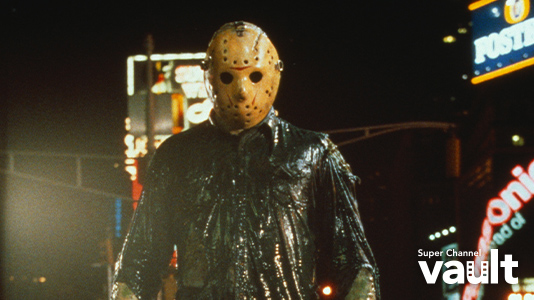 Friday the 13th Part VIII: Jason Takes Manhattan Premieres Oct 26 8:00PM | Only on Super Channel