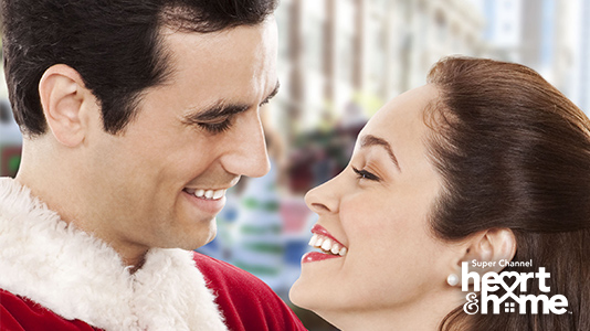 Love at the Thanksgiving Day Parade Premieres Oct 14 8:00PM | Only on Super Channel