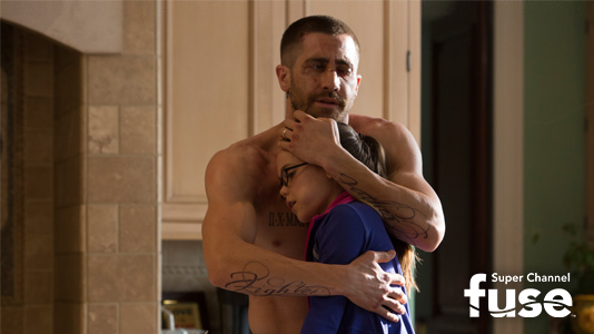 Southpaw Premieres Nov 30 9:00PM | Only on Super Channel